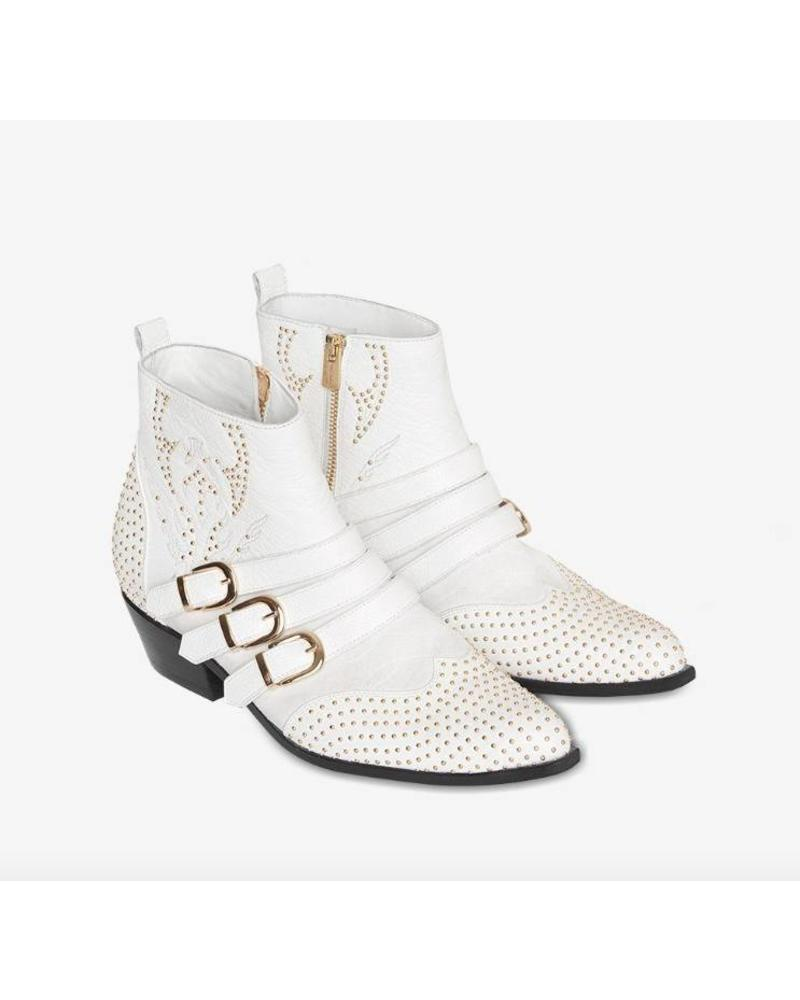Anine Bing Penny boots - White