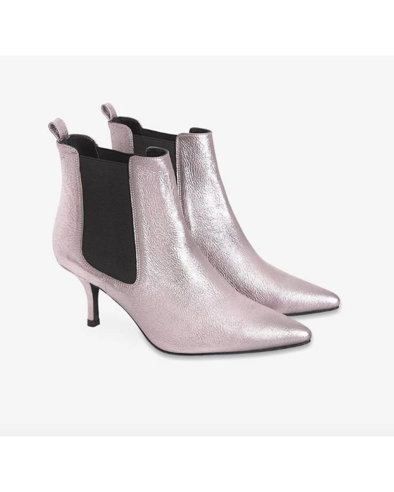 Anine Bing Stevie boots - mauve