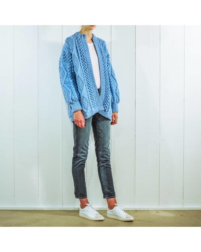 I Love Mr Mittens Kim wool - Placid Blue