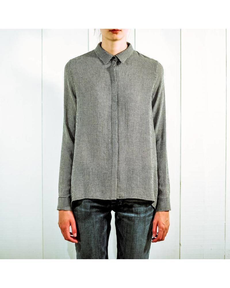 Margaux Lonnberg Howard Chemise - Grey Check