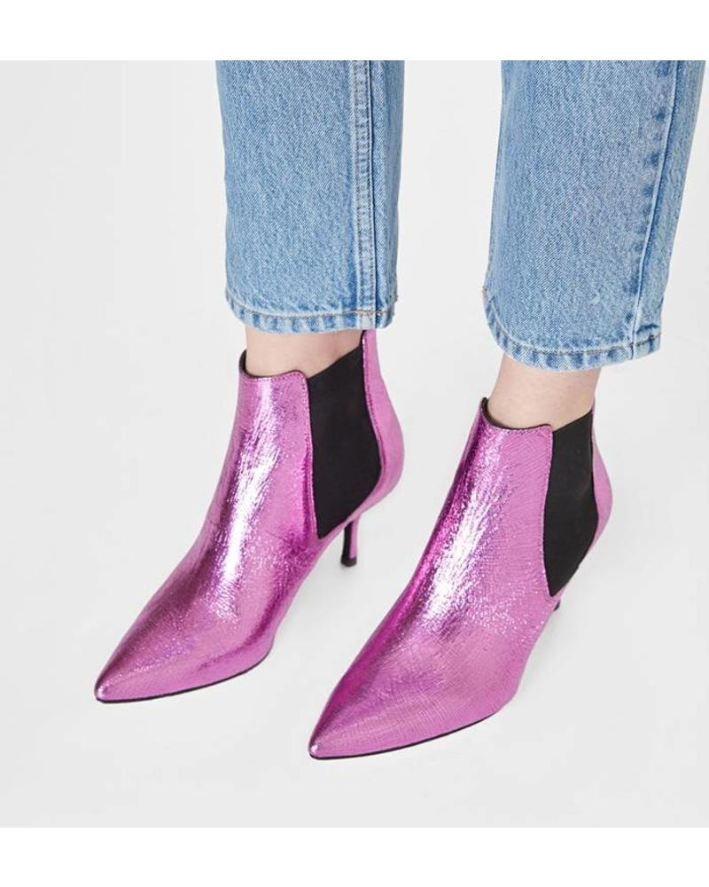 Anine Bing Stevie boots - Pink