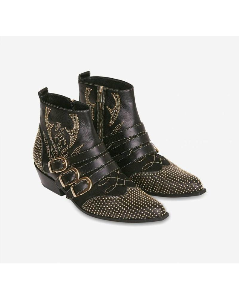 Anine Bing Penny boots - Black