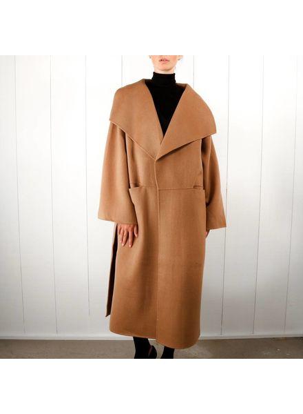 Totême Annecy coat - Camel