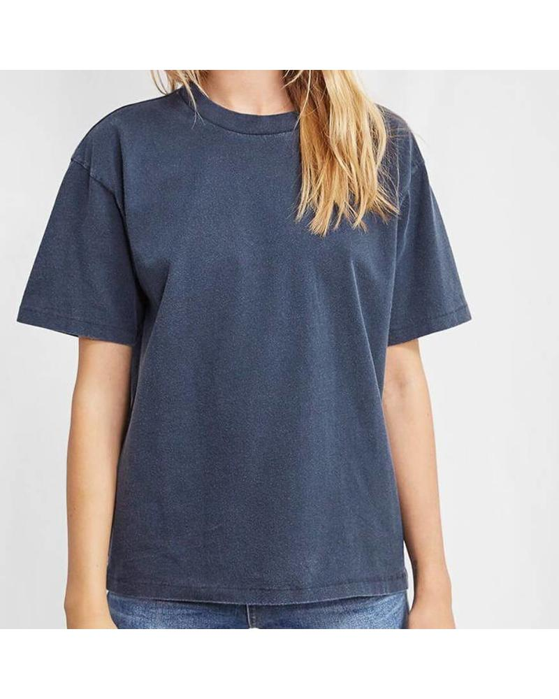 Anine Bing Perfect tee - Navy