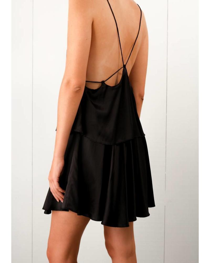 Magali Pascal Azure dress - Black