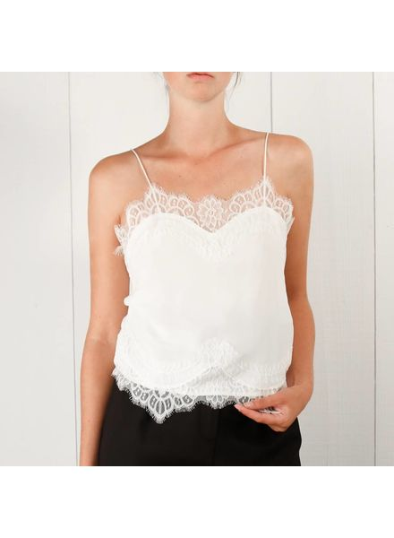Magali Pascal Libertine Cami - Off White