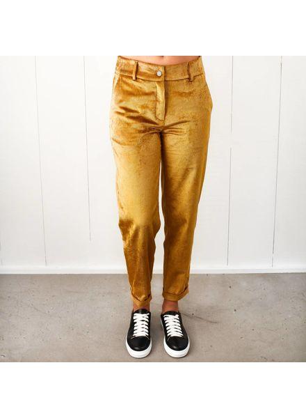 Margaux Lonnberg Jarvis pantalon - Velvet Mustard