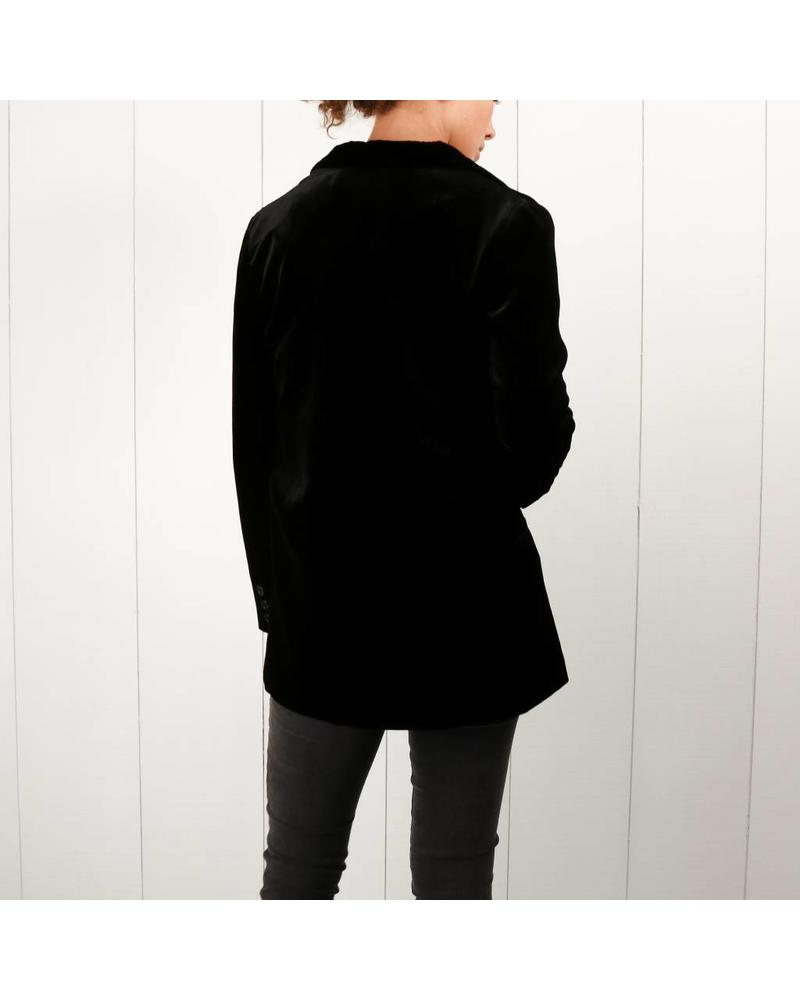 Kelly Love Night sky Blazer - Black