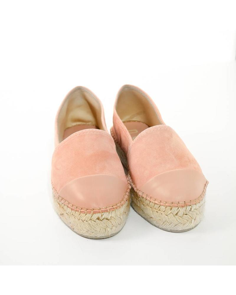 N°8 Antwerp Suede creeper - Candy