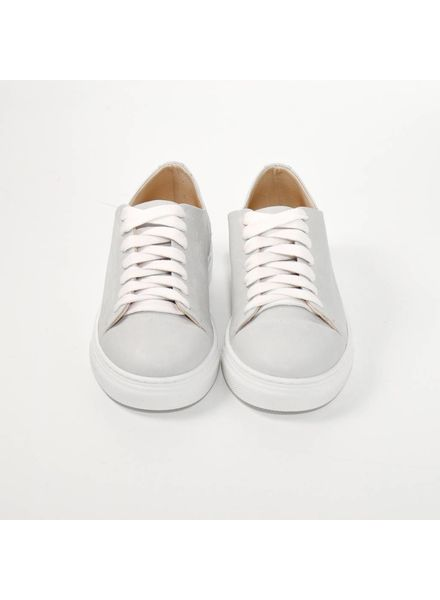 N°8 Antwerp Basic sneaker - Misty Grey