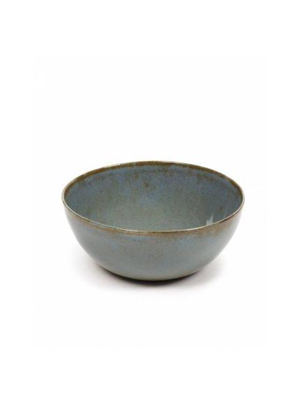 Anita Le Grelle for Serax Bowl L D15 H6 - Smokey Blue