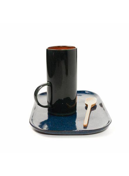 Anita Le Grelle for Serax Theetas D6 - Rust/Dark Blue
