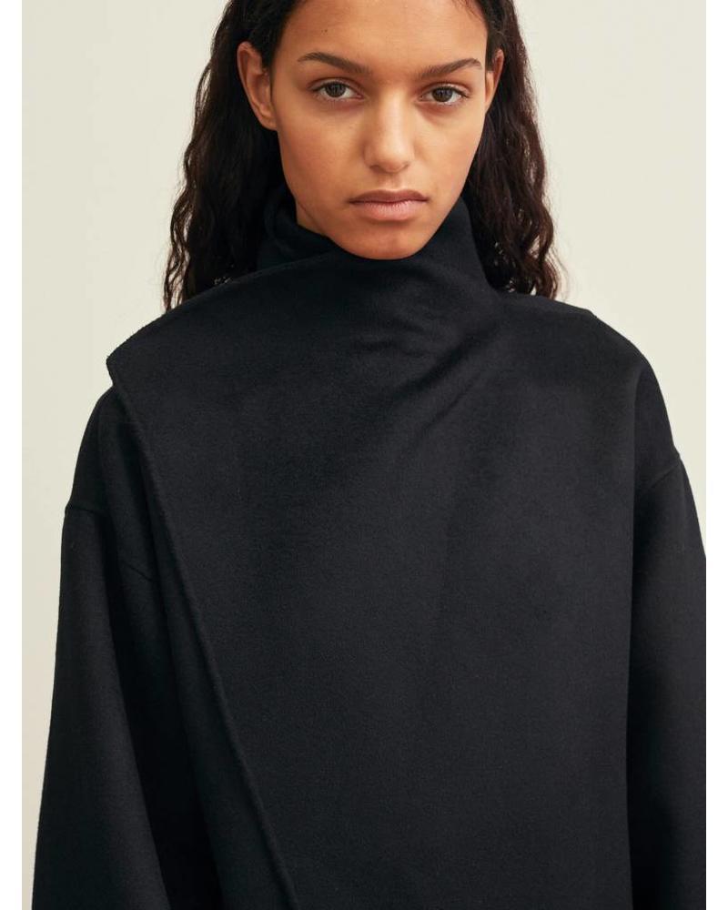 Totême Annecy coat - Black