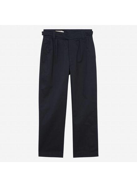 Maison Kitsuné Plain jeanne worker pant - Black - size 44