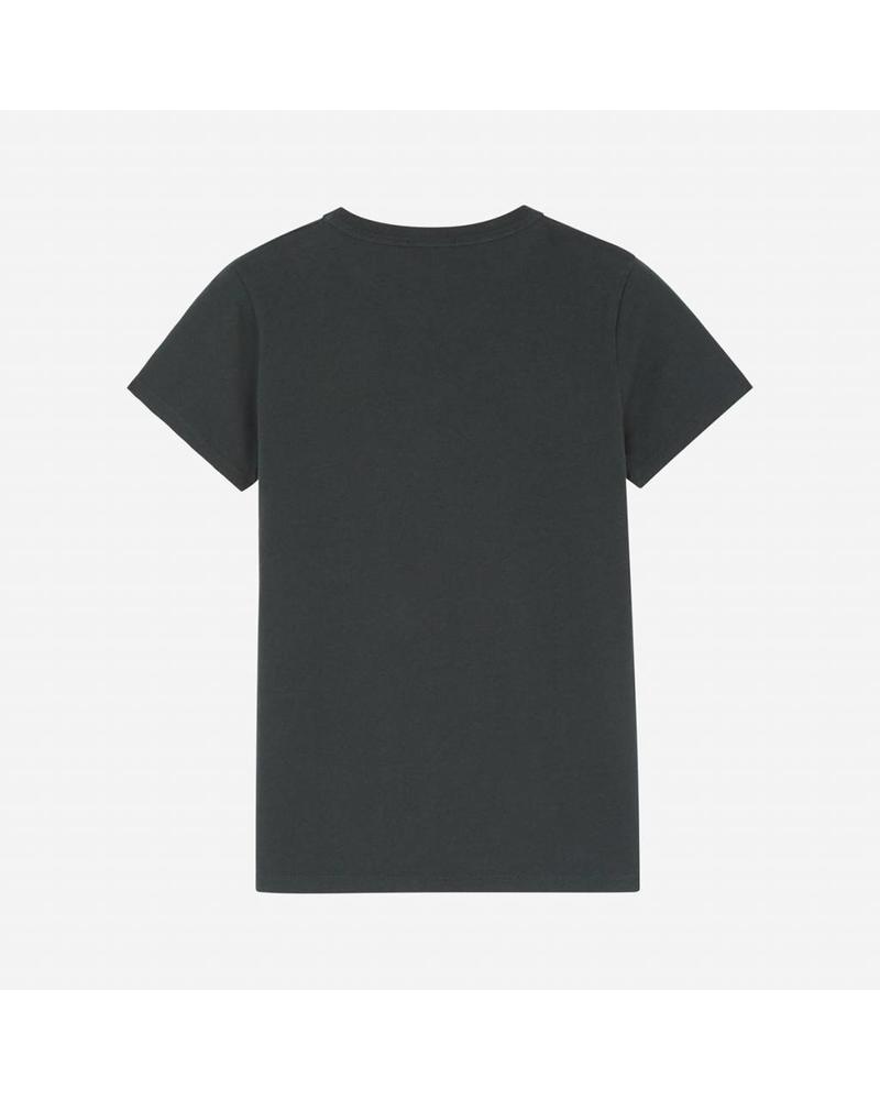 Maison Kitsuné Parisienne T-shirt - Dark Green