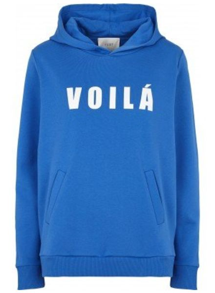 Just Female Voila sweat shirt - Victoria Blue
