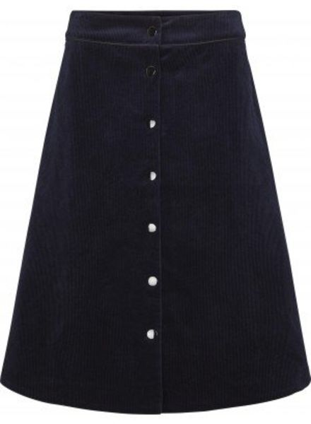 Just Female Ludvine skirt - Dark Sapphire