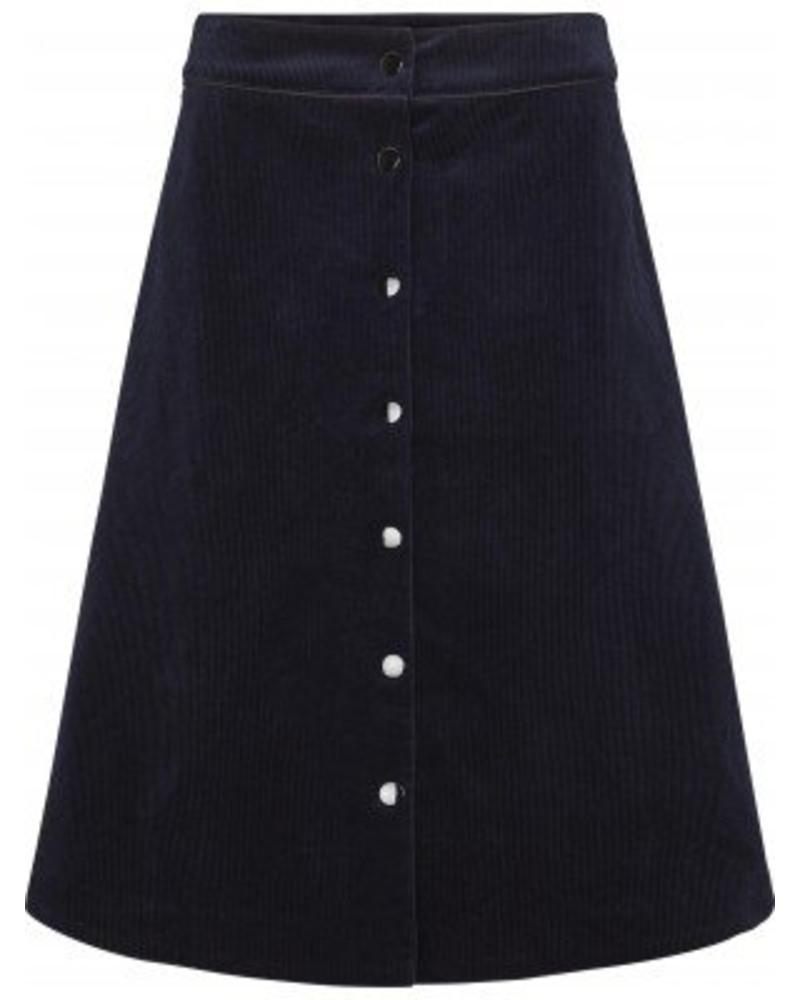 Just Female Ludvine skirt - Dark Sapphire
