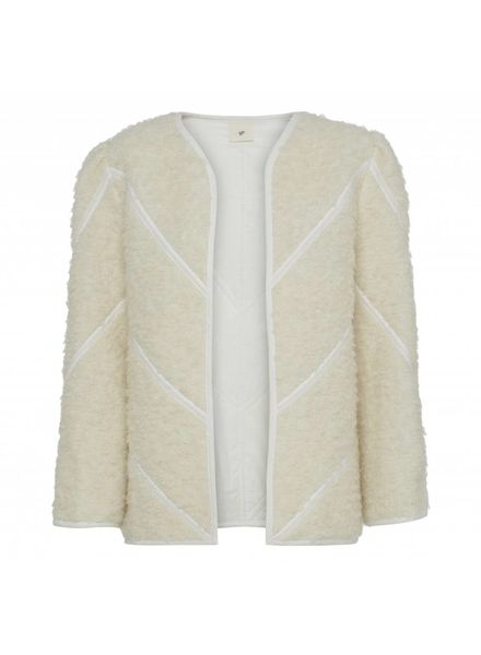 Julie Fagerholt Jerin Jacket - Off white