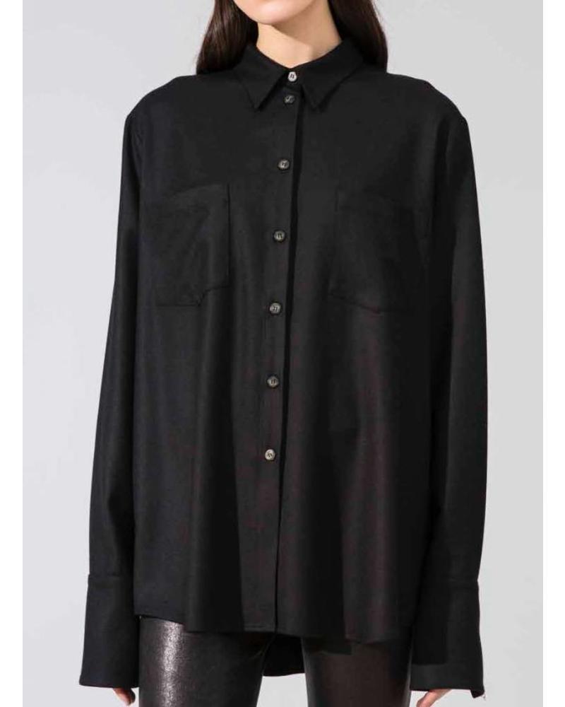 Margaux Lonnberg Jerrod shirt - Black