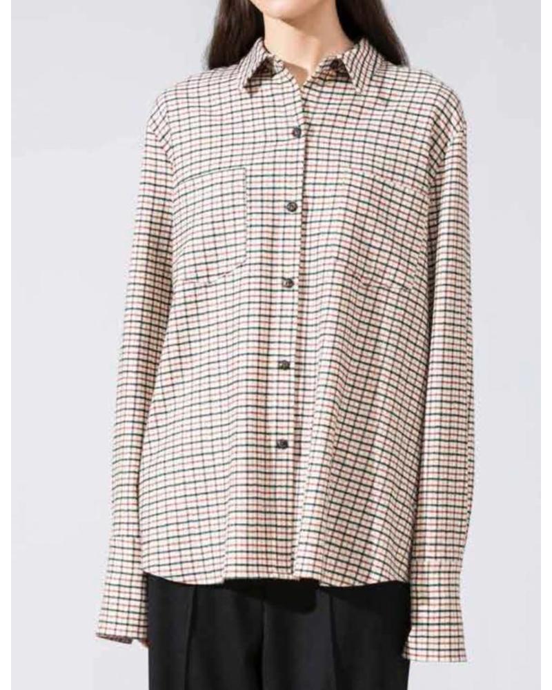 Margaux Lonnberg Jerrod shirt - Off white