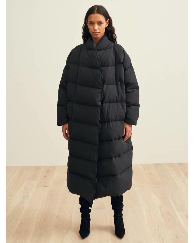 Totême Bondy coat - Black