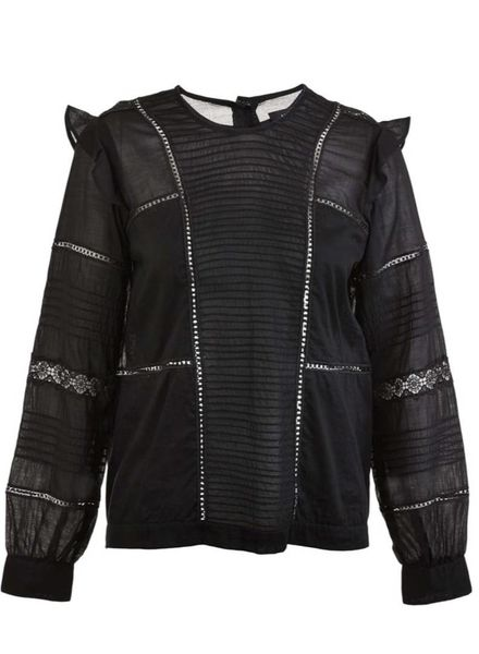 Magali Pascal Lucian top - Black