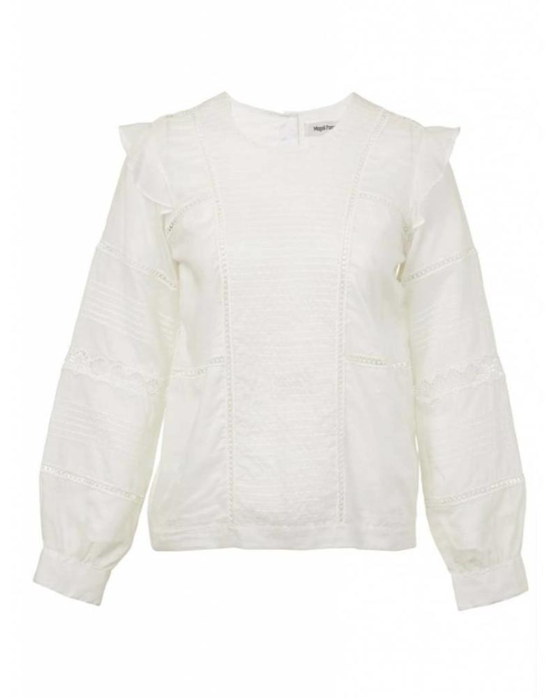 Magali Pascal Lucian top - Off White