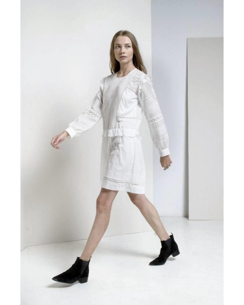 Magali Pascal Lucian dress - Off White