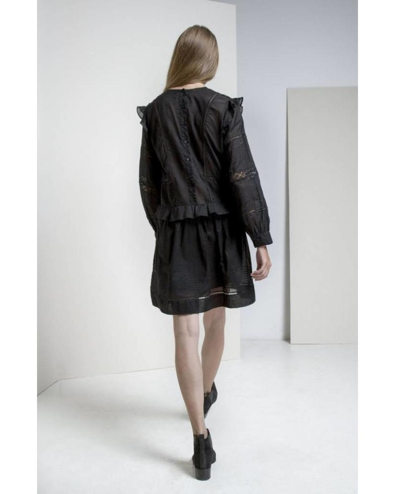 Magali Pascal Lucian dress - Black