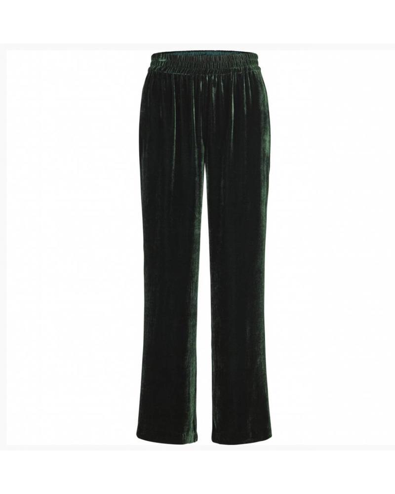 Just Female Juliette trousers - Pine grove
