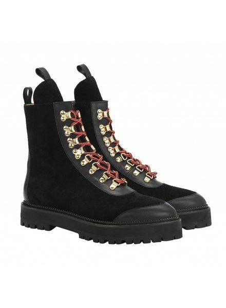 Julie Fagerholt Daspo boots - Black