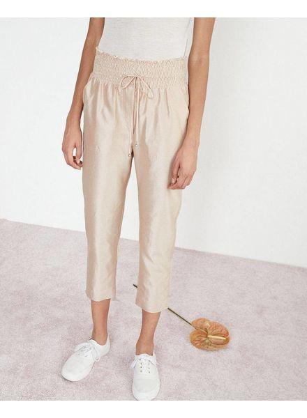 Nanushka Harlem pants - Apple blossom