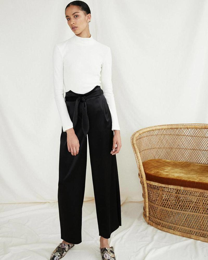 Nanushka Marie pants - Black