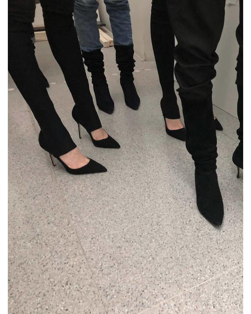 Totême Melfi socks - Black