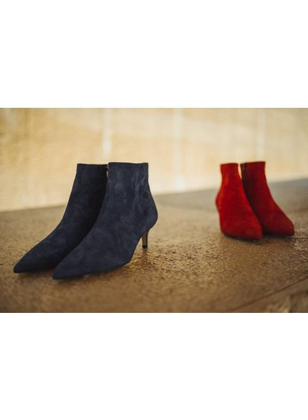 Liv The Label Liz shoes - Blue Suede