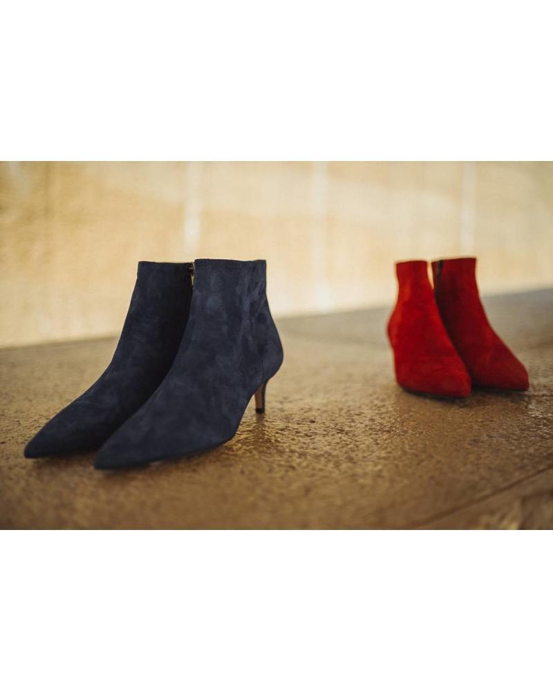 Liv The Label Liz shoes - Blue Suede