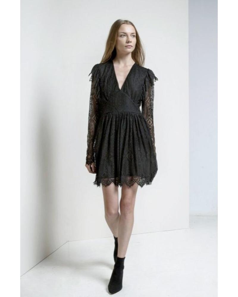 Magali Pascal Iren Dress - Black