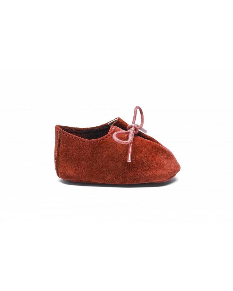 Soloviere Baby shoe - Sanguine