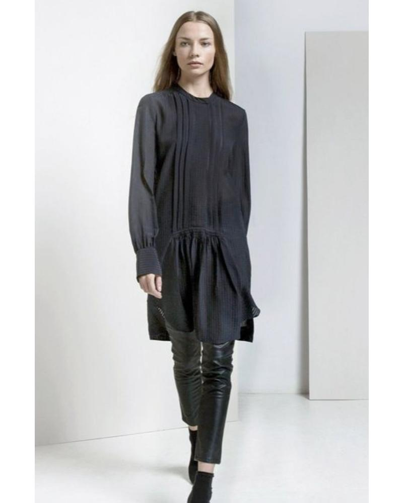 Magali Pascal Anine Shirt Dress - Midnight