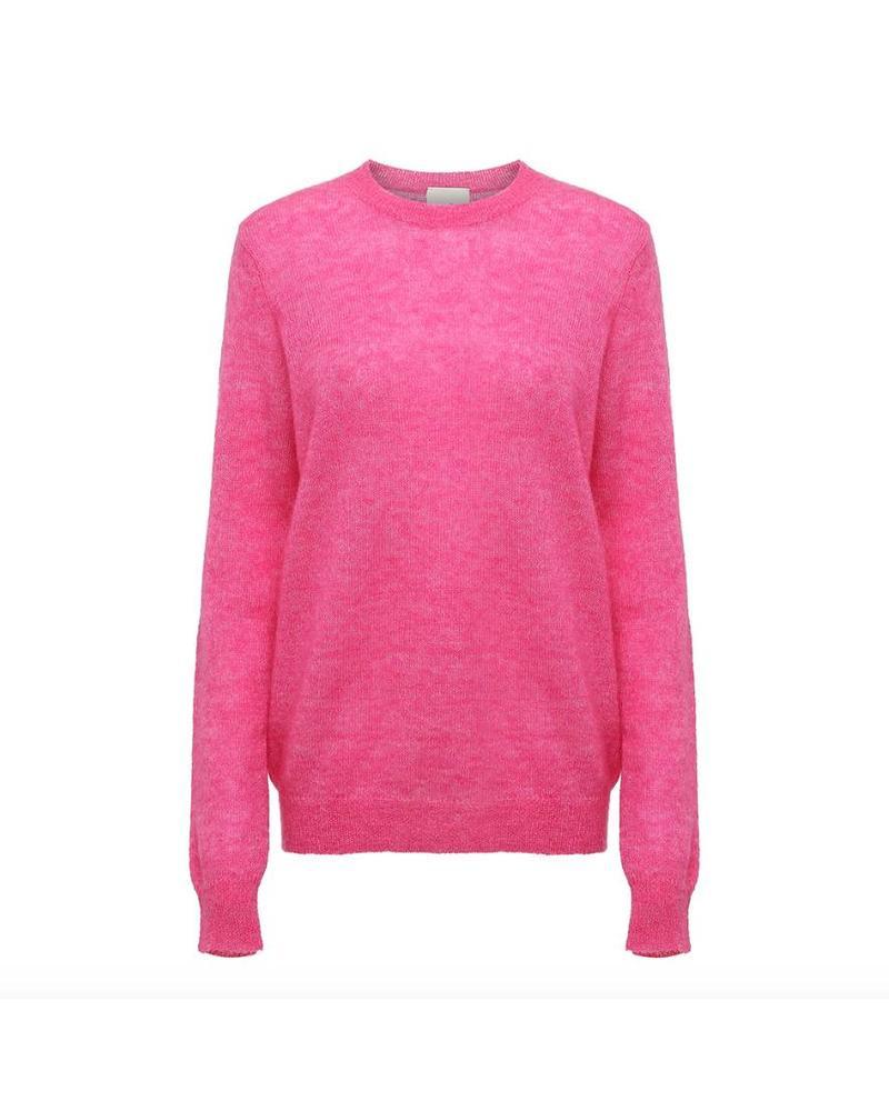 Julie Fagerholt Kiso sweater - Neon Pink