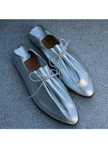 Soloviere Mattea bed - Silver