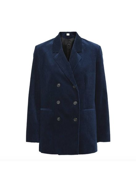 Julie Fagerholt Juno Jacket - Dark Blue