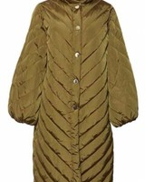 Julie Fagerholt Rory Coat - Army