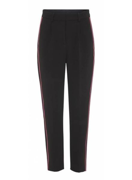 Julie Fagerholt Noel pants - Black/Pink