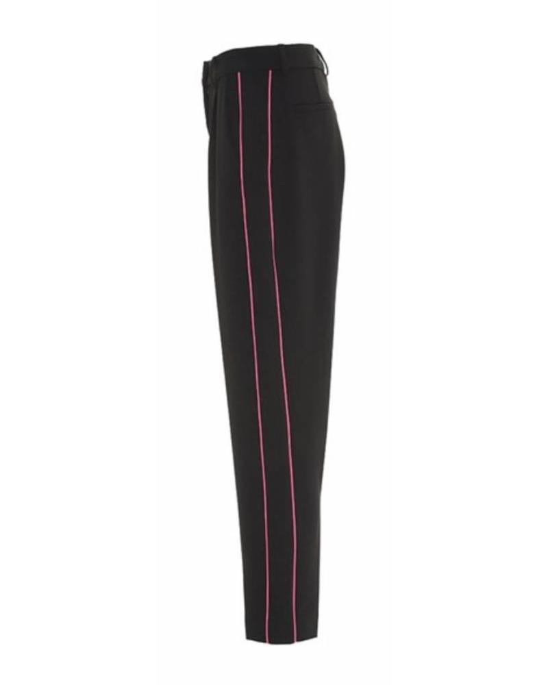 Julie Fagerholt Noel pants - Black/Pink