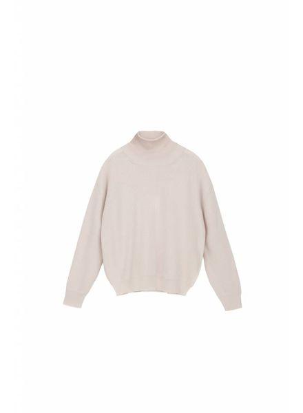 Nanushka Monday Sweater - Creme