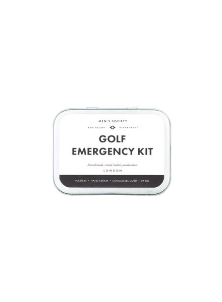 Men's Society Golf Emergency Kit