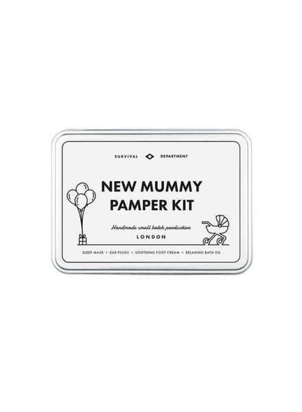 Men's Society New Mummy survival Kit