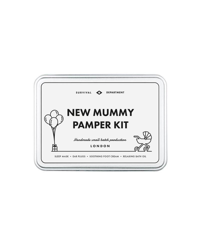 Men's Society New Mummy survival Kit